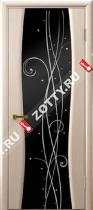 Межкомнатные двери Ульяновские двери Диамант 2 Беленый Дуб