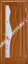 Межкомнатные двери Ульяновские двери ТОРНАДО (Стекло Светлый Анегри)