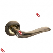 Ручки раздельные Apecs Premier H-0564-Z-AB (Античная бронза)
