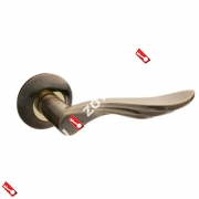 Ручки раздельные Apecs Premier H-0572-Z-AB (Античная бронза)