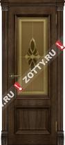 Межкомнатные двери Ульяновские двери Корсика (Стекло)
