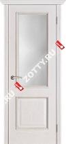 Межкомнатные двери Белорусские двери ШЕРВУД Белая патина
