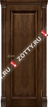 Межкомнатные двери Ульяновские двери ТОСКАНА (Глухая Бренди)