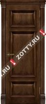 Межкомнатные двери Ульяновские двери МАДРИД (Глухая Бренди)