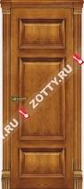 Межкомнатные двери Ульяновские двери МАДРИД (Глухая Антико)