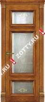 Межкомнатные двери Ульяновские двери МАДРИД (Стекло Антико)