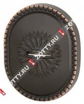 Декоративная накладка на сувальдный замок PS-DEC CL (ATC Protector 1) ABL-18 (Темная медь)