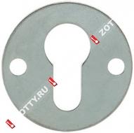 Накладка CISA 06.472.40 под броненакладку 06470 2 мм (Алюминий)