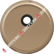 Декоративная накладка CISA под вертушку внутренняя часть (1 шт) 06.473.10.64 (Бронза)