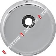 Декоративная накладка CISA под вертушку внутренняя часть (1 шт) 06.473.10.18 (Хром)