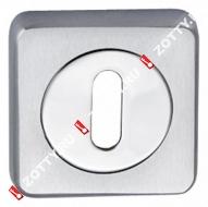 Накладка M.B.C. Oberon Normal key (Матовый хром/хром)