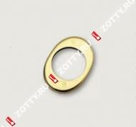Накладка на броню (d50) MOTTURA 95.402 (Латунь)