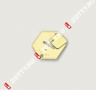 Накладка на сувальду (1 шт) шторка MOTTURA 95.224 (Бронза)