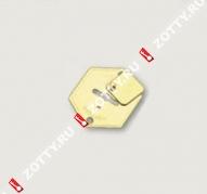 Накладка на сувальду (1 шт) шторка MOTTURA 95.224 (Латунь)