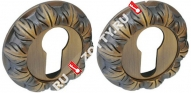 Декоративная накладка на цилиндр Laredo 3 ET (Бронза/золото)