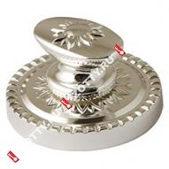 Ручка поворотная WC-BOLT BK6/CL-SILVER-925 (Серебро)
