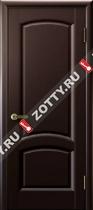 Межкомнатные двери Ульяновские двери ЛАУРА (Глухая Венге)