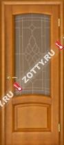Межкомнатные двери Ульяновские двери ЛАУРА (Стекло Светлый Анегри)