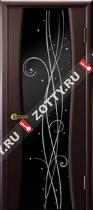 Межкомнатные двери Ульяновские двери Диамант 2 Венге