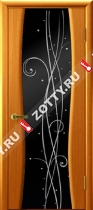 Межкомнатные двери Ульяновские двери Диамант 2 Светлый Анегри