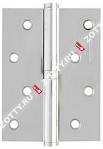 Петля съемная ARMADILLO 613-5 125х75х2.5 CP прав. Box