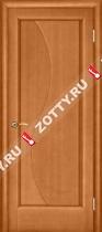 Межкомнатные двери Ульяновские двери ФЛОРА (Глухая Светлый Анегри)