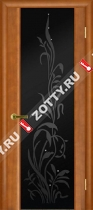 Межкомнатные двери Ульяновские двери ЭКСКЛЮЗИВ 2 Светлый Анегри