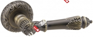 Ручка раздельная Fuaro (Фуаро) IMPERIA SM MAB-6 темная бронза