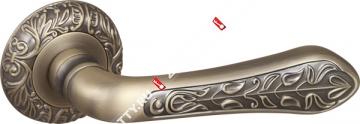 Ручка раздельная Fuaro (Фуаро) MONARCH SM MAB-6 темная бронза