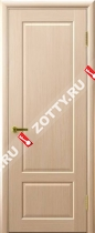 Межкомнатные двери Ульяновские двери Валенсия (Глухая Беленый Дуб)