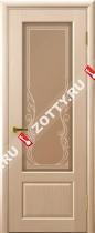 Межкомнатные двери Ульяновские двери Валенсия (Стекло Беленый Дуб)