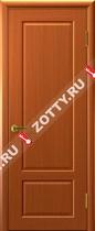 Межкомнатные двери Ульяновские двери Валенсия (Глухая Темный Анегри)
