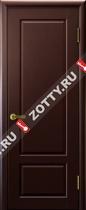 Межкомнатные двери Ульяновские двери Валенсия (Глухая Венге)