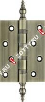 Петля универсальная ARMADILLO 500-B4 100x75x3 AВ Box (Бронза)