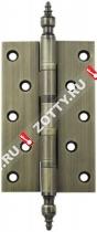 Петля универсальная ARMADILLO 500-B5 125х75х3 AB Box (Бронза)