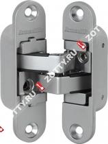 Петля скрытой установки с 3D-регулировкой ARMADILLO 3D-ACH 40 SC прав. 40 кг (Матовый хром)