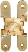 Универсальная петля скрытой установки с доводчиком FUARO INTERNO AUTOMATIC F543 SG 50 кг (Матовое золото)