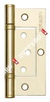 Петля FUARO универсальная без врезки с двумя подшипниками 300-2BB 100x2,5 PB