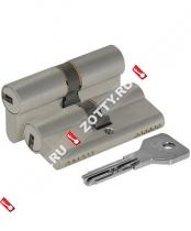 Цилиндровый механизм CISA ASIX OE300-12.12 (70 мм/35+10+25) (Никель)