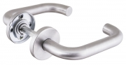 Ручка раздельная Fuaro (Фуаро) DSS-0203/19 (нержавейка 304), квадрат 8x110 мм
