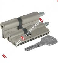 Цилиндровый механизм под вертушку CISA AP3 OH3S2-19.12 (80 мм/30+10+40) (Никель)