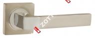 Ручка раздельная Ajax (Аякс) FUSION JK SN/CP-3 матовый никель/хром