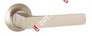 Ручка раздельная Ajax (Аякс) ERGO JR SN/CP-3 матовый никель/хром