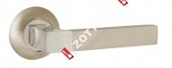 Ручка раздельная Ajax (Аякс) FUSION JR SN/CP-3 матовый никель/хром