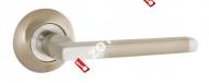 Ручка раздельная Ajax (Аякс) POLO JR SN/CP-3 матовый никель/хром