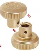 Вертушка под цилиндровый механизм MOTTURA 99.505 ОL (d 8.1)