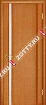Межкомнатные двери Ульяновские двери ТЕХНО 1 Светлый Анегри