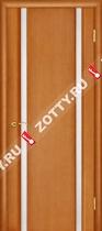 Межкомнатные двери Ульяновские двери ТЕХНО 2 Светлый Анегри