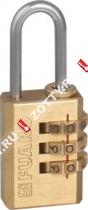 Замок навесной кодовый FUARO PL-3521 (21 мм) 3 кл. БЛИСТЕР