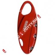 Навесной кодовый замок ABUS 151/20 red (Красный)